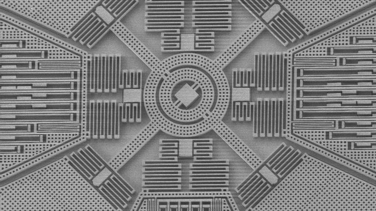 Technologia MEMS