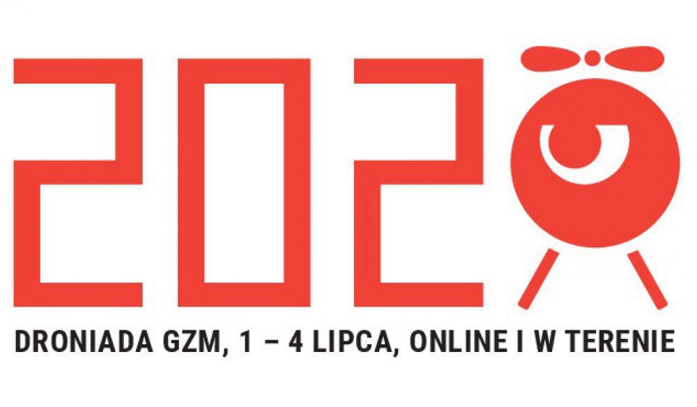 Droniada GZM 2020 ONLINE I W TERENIE