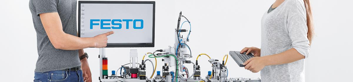 Przemysł 4.0 : Praktyczne szkolenie z wykorzystaniem minifabryki MPS 203 I4.0