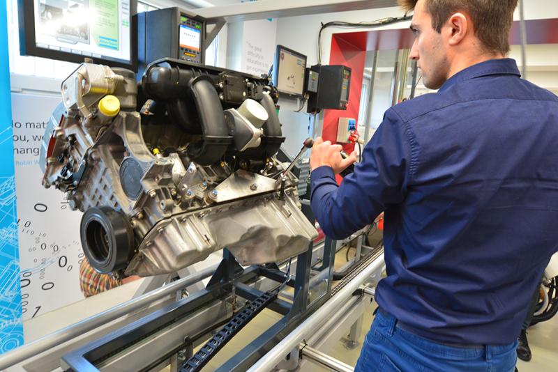4.0 Rewolucja przemysłowa w technologii montażu