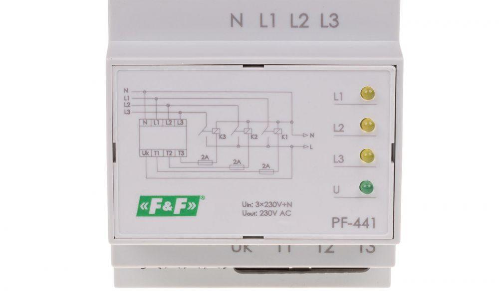 Automatyczne przełączniki faz